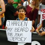RT @NBAonTNT: Now this is a sign! (today at USA vs New Zealand) http://t.co/3OjuKGfIFG