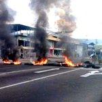 RT @maduradascom: ¡SE ENCIENDE EL TÁCHIRA! Contundente rechazo en las calles contra el captahuellas de http://t.co/sMpmrjXqG0 http://t.co/PAUIMuyET8