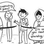 RT @strangerslog: Heres our illustrated review of PAX that features long lines, social justice, and pink eye. http://t.co/lAl1f4wJr8 http://t.co/ZjInZPCqMO