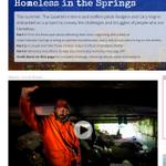RT @csgazette: Gazette exclusive: Homeless in the Springs. #COSprings #Colorado #homeless http://t.co/b1NCLFGoDd http://t.co/Tjf8VeeFlF