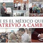 RT @PRICoahuila: Felicidades Presidente @EPN por #SegundoInforme de excelentes resultados. ¡Somos el México que se atrevió a cambiar! http://t.co/PLeEZWsRIk
