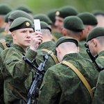 Минобороны России провело акцию «Позвони маме», обязав солдат успокоить родителей. http://t.co/vQwXOcMdjg http://t.co/s9SeNHs4gP