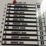 Orioles lineup http://t.co/iKsR1WuWME