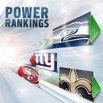 RT @nfl: Power Rankings: Wk 1 (via @HarrisonNFL) 1. @Seahawks 2. @Broncos 3. @Saints 4. @packers 5-32: http://t.co/o4UI108IBW http://t.co/B85jtStzVI