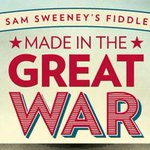Looking forward to Sam Sweeneys Fiddle @GreatWarViolin on Monday at @ColchesterArts http://t.co/QdJZt6BNzw #essex http://t.co/522fgNsjCC