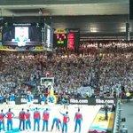 Medio BEC es #suomi #susijengi Impresionante! #Spain2014 http://t.co/D6ff9C5Jy0