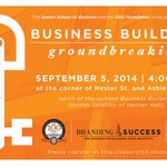 YOURE INVITED to a groundbreaking event for the new building for @SpearsSchoolOSU #okstate http://t.co/GhjVHmmXDc