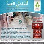 RT @AtaaRelief: تطلق جمعية #عطاء للاغاثة و التنمية حملة أضاحي العيد ، شاركوا معنا في مد يد العون للمحتاجين داخل و خارج #سوريا http://t.co/PnPx8h6hRg