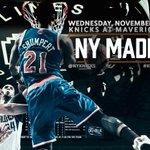 ICYMI: @jonahballow previews the #Knicks trip to Dallas to battle familiar foes. READ: http://t.co/i88XyzTHYx http://t.co/f353vRz8Xj