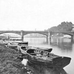 RT @NottsPics: Trent Bridge & The River Trent in the 1890s #ng2 #nottingham http://t.co/y1bvkG6zoH