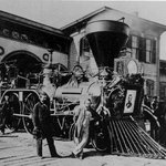 Lincolns Funeral Train on Its Way to New York, 1865 | #NYC #NY http://t.co/7VqKHPmtO5
