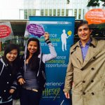 @AIESECUBC showing their #iamubc spirit! #equity #intercultural http://t.co/tUOXuFX96l
