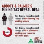 RT @TrenordenNicola: Thanks big #rich boys #ausvotes #auspol http://t.co/33Yvv5QTZl