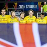 RT @matthewdelly: Great team win v Lithuania! #Boomers #Spain2014 http://t.co/9khDwueZYP