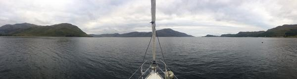 Expedition ATHENIA News: Day 4 anchorage! http://t.co/bIdm7PeEpL