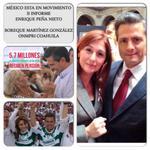 RT @ONMPRICoahuila: Felicidades Presidente @EPN por un #SegundoInforme con excelentes resultados. ¡México está en movimiento! @Boreque http://t.co/kw7vIxvKQI