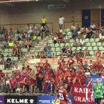 """RT @calatayud_alex: Una de las mejores cosas ha sido que los @RaijosGranas hayan asistido al partido de hoy vosotros """"GRANDES"""" http://t.co/H4BNB9l3E9"""