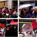 #2S En #Barquisimeto Sociedad civil en la calle en contra de la Captahuella http://t.co/MKOiPzZ7UC