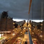 "O Toró ""is Coming"". Informações sobre a tempestade em Curitiba no G1 http://t.co/qIxGP2KcBG Foto: Letícia Farias http://t.co/Sz7lJqywVH"