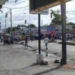 #2S Usuarios reportan protestas en #Cumana http://t.co/GleMIm9uXf