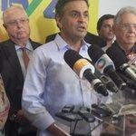 RT @AecioNeves: Ao lado de lideranças, como FHC, Aécio afirma ter convicções que irá para o segundo turno das eleições.#EquipeAN http://t.co/WKwEE6cAjn