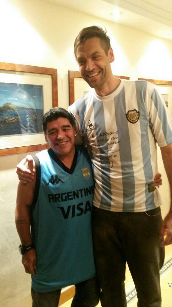 Fue un gran dia! Gracias Diego!! @ladoberto season2 http://t.co/tLf6Y0Myx4