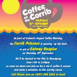 RT @CorribPrincess: #BestinGalway for Coffee on 18th? @GalwayHospice fundraiser @galwayhour #BurrenLowland #grannyiscookingscones http://t.co/OO6BpGa3DH