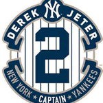 RT @BryanHoch: Heres the Derek Jeter patch the Yankees will wear on left uniform sleeve and caps for most of September... http://t.co/wPDuBHUXtS