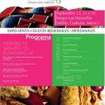 No te puedes perder este gran evento ¡Te esperamos! @SEDETUR_COAH #Saltillo #Coahuila #FeriaDelDulce http://t.co/ULXpcjB0pI