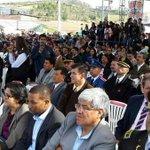 Ciudadanía presente en la inauguración del @ECU911Tulcan @ECU911_ http://t.co/xQH2vjJdnr