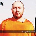 """""""داعش"""" يقطع رأس الرهينة الأميركي الثاني http://t.co/ICs4sPaQue http://t.co/VdemvZmalT"""