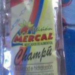 RT @ReporteroNTN24: #LaFoto vía .@jesusmedinae Mercal vende marca de champú propia mientras el producto escasea en el resto de tiendas http://t.co/PdpBECvKSB