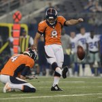 Brandon McManus welcomes pressure as #Broncos fill-in at kicker http://t.co/yWTiYL5vG3 by @TroyRenck http://t.co/8lnRaCwTfs