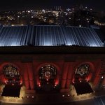RT @FXHex: @UnionStationKC in #Chiefs red #KansasCity #ChiefsKingdom http://t.co/2oRXGzZy9b