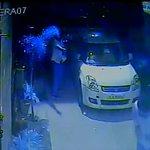 RT @ANI_news: Caught on Cam: Unidentified man opens fire at BJP MLA Jitender Singh Shunty http://t.co/HMuJ0vxMzB