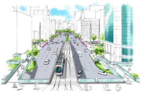 広電が広島駅ビル2階に高架乗り入れ決定、駅南口が激変 http://t.co/rtBZJefplK http://t.co/Q6CxAic1DA