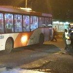 RT @elcuara: Ya comenzaron! Choque de Diablo Rojo con MetroBus http://t.co/UUpAuOErki #panama @FiscalizadorPTY @MetroBusPanama @MiDiarioPanama