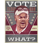 """#WRTS RT @ESPNCFB: Campaign trail: Texas A&M Aggies http://t.co/UMYTWz7EhZ #MustSee: """"WHAT?"""" http://t.co/cyTfur5ont http://t.co/DstFJRGCa6"""