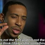 RT @VH1: .@Ludacris definitely had a part in ATL history... #ATLRise http://t.co/cHgwAsgnQ2