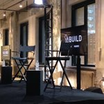 The stage is set for @Zac_Posen @AOLBUILD session #NYFW @AOL http://t.co/tjJwrDAQZ5