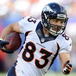 BREAKING: Broncos WR Wes Welker suspended 4 games for use of amphetamines. (via @AdamSchefter) http://t.co/Tmju9Ewv5D