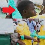 RT @MiDiarioPanama: Paciente con ébola escapa en busca de comida y siembra el pánico en Liberia. http://t.co/tyWzYKHgLi