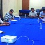 RT @RobertoRuiz_S: En oficinas de la SEDAGRO #Morelos en reunión con @valenciajuanc @CEA_Morelos @ConaguaMorelos y productores http://t.co/HgwGEnB6cW