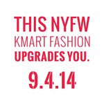 Are you ready? Begin the countdown to #KmartFashion @ #NYFW now. http://t.co/ztWRIfhq2m