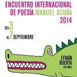 RT @rubenmoreiravdz: Mañana en #Coahuila gran inicio del II Encuentro Internacional de Poesía recordando a #EfraínHuerta #CulturaparaTodos http://t.co/3x2EiNYYDO