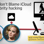 Apple: don't blame iCloud for the hacking of nude celebrity photos. http://t.co/s2XFTYRCmv http://t.co/NpCb5zBMFg