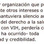RT @AccionSolidaria: En cuanto a la defensa del derecho a la salud de Personas con #VIH en #Venezuela, #LaSaludEsTuDerecho http://t.co/TrCNNe6c4N
