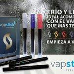 Conoce la moda de vapear!! Vapstick ha llegado a Punta Arenas! Al +5698373117 cigarrillos electronicos #puq http://t.co/lbx0zfcN4M