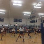 Out covering my first @ColumbiaVB game for @CoMoSports. Cougars looking to start 9-0. http://t.co/WtkmHpwT0Q