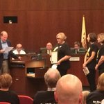 RT @NCTV17: .@NapervilleIL proclaims September #ChildhoodCancerAwarenessMonth in #Naperville at tonights #council meeting #NN17 http://t.co/6Txln6X3yn